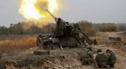 """Kiev afferma: """"invasori"""" attaccano le posizioni delle forze armate ucraine nel Donbass"""