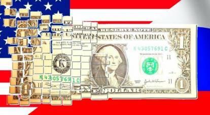 Giogo del dollaro: la Russia si è creata