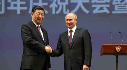 O diplomata: os russos não querem acreditar que a China deva ser temida