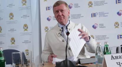 Chubais: i russi sono ingrati verso gli oligarchi