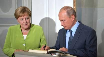Nord Stream 2 è diventato completamente dipendente dalla decisione degli Stati Uniti