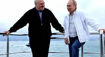 Por qué Rusia debería esperar con la integración de Bielorrusia