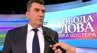 No Conselho de Segurança e Defesa Nacional: Putin não poderá dar um passeio fácil na Ucrânia
