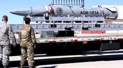 Aux Etats-Unis, les tests d'un missile hypersonique se sont une nouvelle fois soldés par un échec