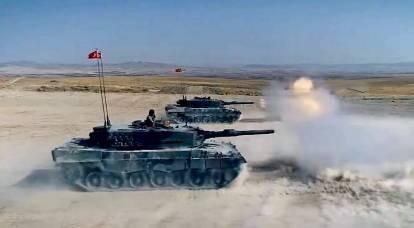 Trois raisons de la guerre de la Russie avec la Turquie à Idleb