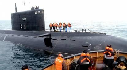 "RTOs and ""Varshavyanka"" - our military response to the Americans"