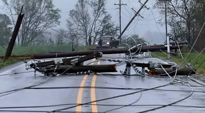 La rete elettrica degli Stati Uniti è in pericolo di guasto catastrofico