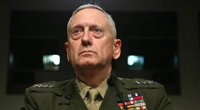 Il capo del Pentagono si dimette