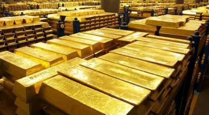Una vera rapina: come è stata creata la riserva aurea americana