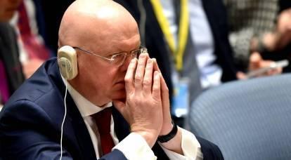 Veto russo all'ONU: l'Occidente inizia il gioco