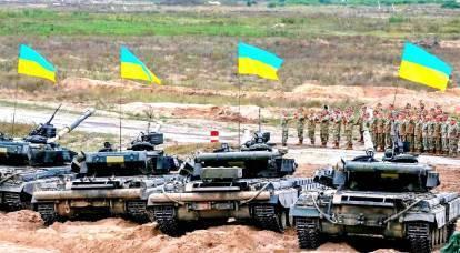 Il trasferimento delle truppe a ovest, Kiev ha chiuso la sua strada alla NATO