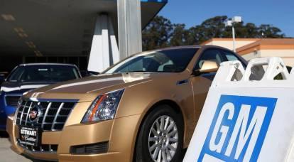 La General Motors non è stata all'altezza delle speranze di Trump