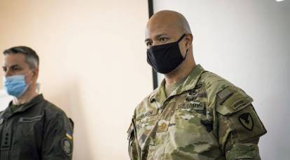 The servicemen of the Ukrainian National Guard will be trained by American officers