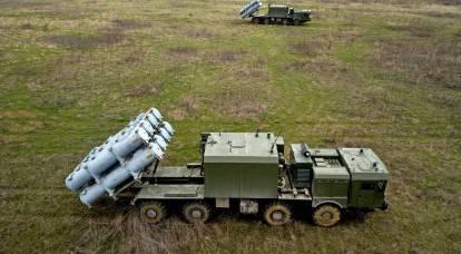 """Der DBK """"Ball"""" auf der Krim wurde zu einem unüberwindlichen Hindernis für die NATO-Truppen"""