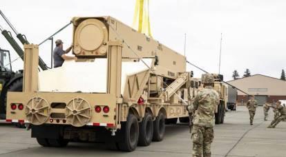米陸軍が陸上極超音速ミサイルの発射装置の受け取りを開始