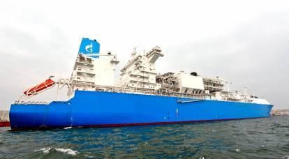 La Russia potrebbe diventare proprietaria di due gasdotti vuoti nel Mar Nero
