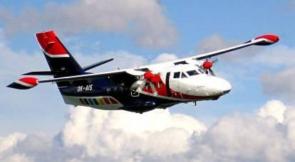 """L'industria aeronautica russa torna al """"porto domestico"""""""