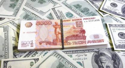 Russia has prepared for a currency war