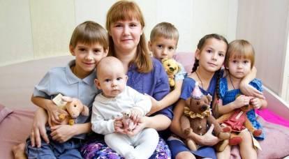Las autoridades rusas aconsejaron esterilizar a mujeres con muchos hijos