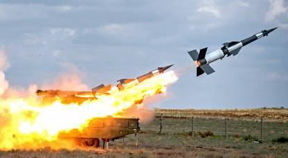 Hanno lavorato in anticipo sulla curva: la difesa aerea siriana ha abbattuto nuovi missili su Damasco