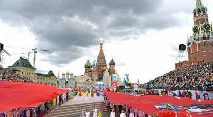 Perché l'identità russa è irritante in Occidente