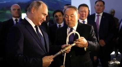 Demarche of Kazakhstan: Nazarbayev refused to look at the Crimean bridge