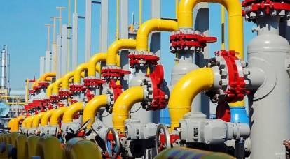 ¿En qué se convertirá el intento de Ucrania de convertirse en un centro de gas?