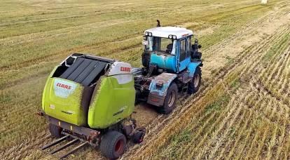 La Russia ha qualcosa per rispondere all'espansione degli OGM dei globalisti