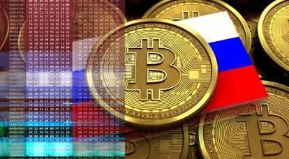 La Russia vieta le criptovalute