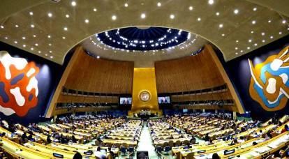 L'ONU sputa apertamente sui russi