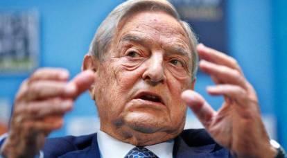 Soros ha difeso la Siria dagli Stati Uniti
