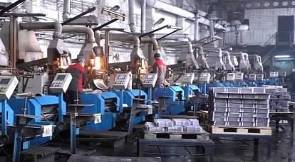 A indústria ucraniana não sobreviverá ao inverno que se aproxima