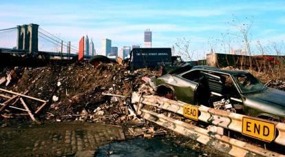 Nueva York es un montón de basura en comparación con Peter