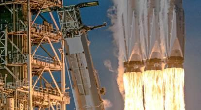 俄罗斯将在美国人进入太空后进行清理