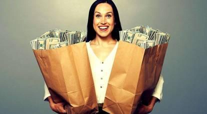 ¿Cuánto dinero necesitan los rusos para ser felices?