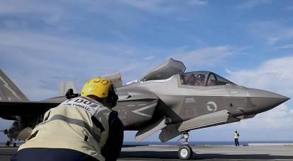 F-35戦闘機は彼らの主な欠陥のXNUMXつを取り除きます