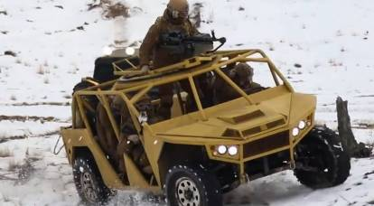 Terrible car of the Ukrainian military made the Internet laugh