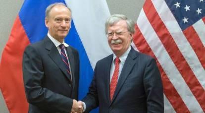 Cosa accadrà al Trattato INF? Inizia l'incontro tra Patrushev e Bolton