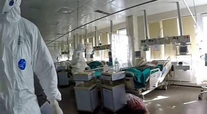 Rusya'da koronavirüs ile durum kritik seviyeye yakın
