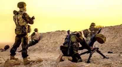 L'esercito siriano ha lanciato un'offensiva