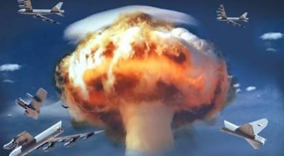 航空機に対する核兵器。 核対空ミサイル:それらは必要ですか?