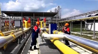 バイデン-メルケル協定はウクライナのガス輸送システムに終止符を打つ