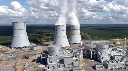 Al admitir a Polonia en la central nuclear del Báltico, Rusia pone en peligro la central nuclear de Bielorrusia