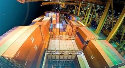 "Küresel ""konteyner"" krizi Rusya'yı harekete geçirdi"