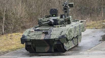 Pericoloso per la salute dei membri dell'equipaggio: i test sui carri armati leggeri sono stati rinviati in Gran Bretagna