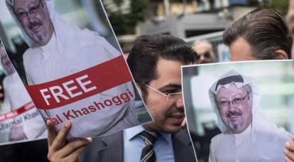 Jamal Khashoggi could be killed with the help of Palestinian militants