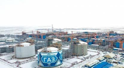 ロシアのLNG生産者は国内設備の品質について不満を述べた