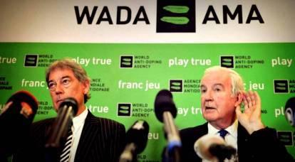 """La Russia sta preparando un """"grandioso nix"""" per la WADA"""