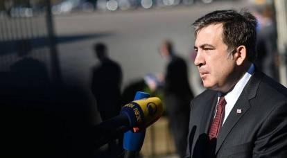 """""""L'Ucraina nutrirà la Russia in un anno"""": gli utenti hanno ricordato le previsioni di Saakashvili del 2014"""