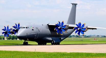 Antonov está tratando de salvarse a expensas de Rusia